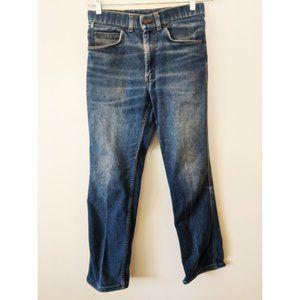 Vintage Levis Jeans 29x27 Action Jean Women's